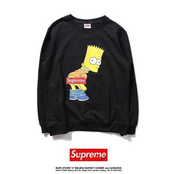 DCCKL7H Cartoons Pullover Winter Hoodies