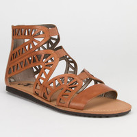 Circus By Sam Edelman Sheela Womens Sandals Cognac  In Sizes