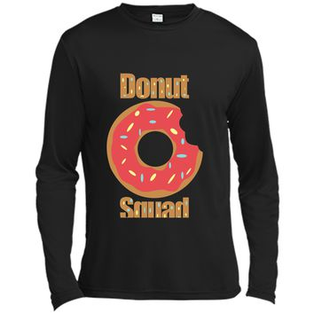 Funny Donut Squad Shirt Foodie Bakery Gift