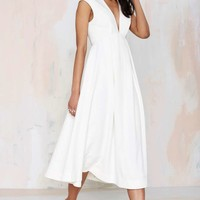 Nasty Gal Delirious Crepe Dress