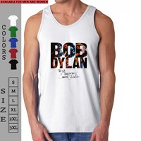 Bob Dylan | Tank Top man and woman |