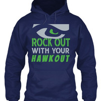 Rock Out With Your Hawk Out
