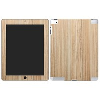 """Swamp Ash """"Protective Decal Skin"""" for the iPad 2"""