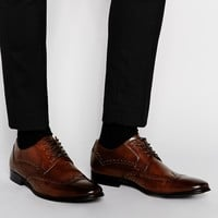 ALDO Deke Leather Brogue Shoes