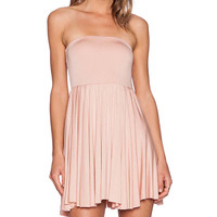 Clayton Maya Dress in Blush