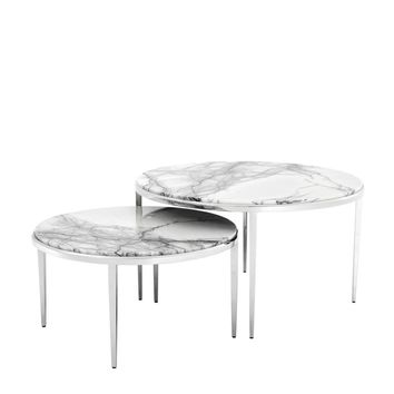 Mable Top Nesting Coffee Table| Eichholtz Fredo