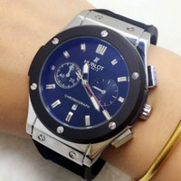 Hublot Stylish Women Men Personality Movement Watch Wristwatch I-YF-GZYFBY