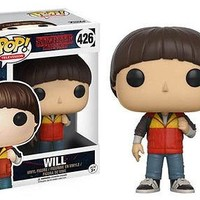 Funko Pop TV: Stranger Things - Will Vinyl Figure