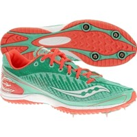Saucony Women's Kilkenny XC5 Track and Field Shoe - Teal/Pink | DICK'S Sporting Goods