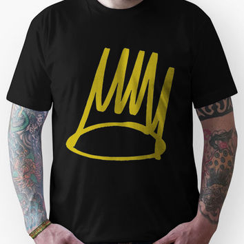 J Cole - Crown Unisex T-Shirt