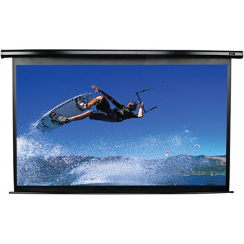 "Elite Screens Spectrum Series Electric Screen (100""; 49""h X 87.2""w; 16:9 Hdtv Format)"