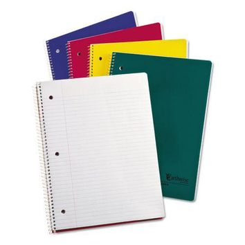 Oxford™ Earthwise® by Oxford™ 100% Recycled Single Subject Notebooks