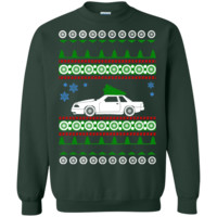 Mustang 1988 Notchback Ugly Christmas Sweater