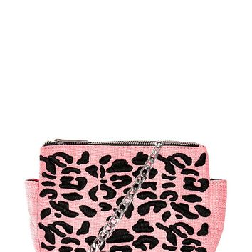 Leopard Amy Cross Body Bag