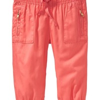 Cuffed Twill Pants for Baby