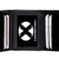 Mens Trifold Wallet With Change Purse