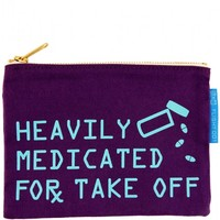 Flight 001 – Where Travel Begins. F1 Heavily Medicated Pouch - Toiletry Bags - Flight 001 Products