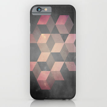 Pink & Gray iPhone & iPod Case by DuckyB (Brandi)