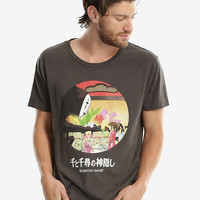 Studio Ghibli Spirited Away No Face T-Shirt