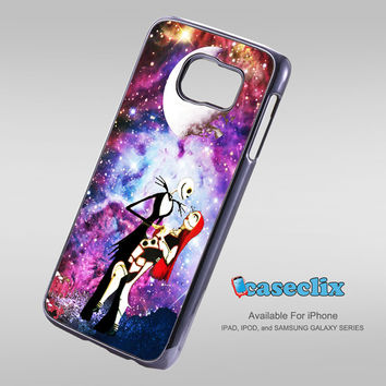 The Nightmare Before Christmas Nebula Galaxy For Smartphone Case
