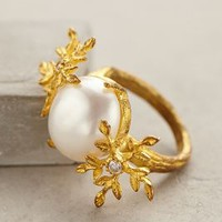 Pearl Field Ring by Indulgems Pearl