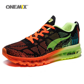 Hot onemix Air Running Shoes for men Sneaker Female Super Light Shoes Breathable Athletic Shoes sport running shoes men 39-46