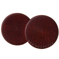"Build Your Blood Wood Plugs (2g-3"")"