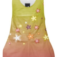 flowers in Spring Shorterall created by Christy Leigh   Print All Over Me