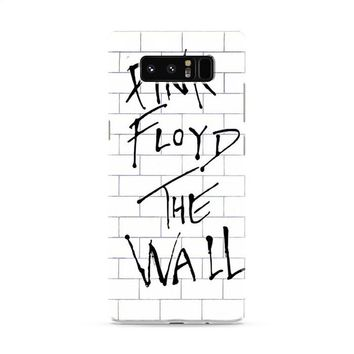 Pink Floyd The Wall Samsung Galaxy Note 8 Case