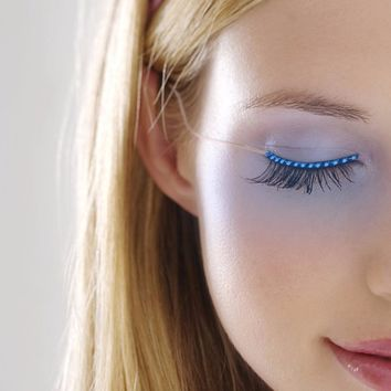 L.E.D Eye Lashes - Waterproof, 3 Colors Available