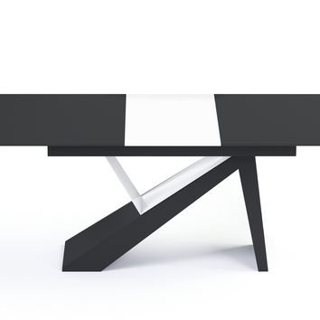 Virtual Extension Dining Table