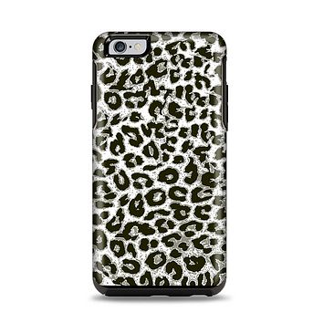 The Neutral Cheetah Print Vector V3 Apple iPhone 6 Plus Otterbox Symmetry Case Skin Set