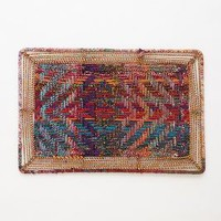 Handwoven Doormat by Anthropologie