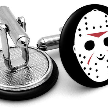 Friday The 13th Cufflinks