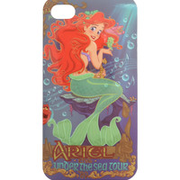 Disney The Little Mermaid Sea Tour iPhone 4/4S Case