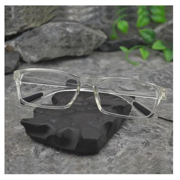 Vazrobe High Quality TR90 Transparent Glasses Men Women Clear Fashion Eyeglasses Frames Optical Eye Glasses Frame Man Brand Nerd