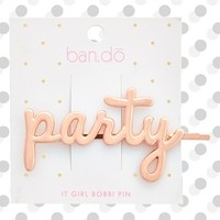 Women's ban.do 'It Girl' Bobby Pin