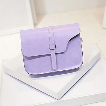 Professional and exquisite bag with fashion appear Women Girl Shoulder Bag Faux Leather Satchel Crossbody Tote Handbag F23