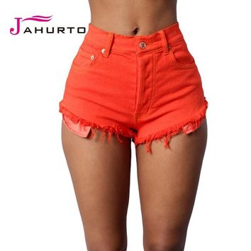 Women's Shorts vintage Ripped