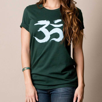Forest Unisex Om Tee