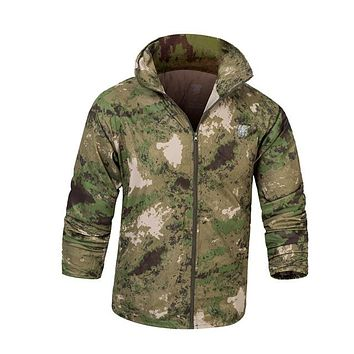 jacket Camo hunting clothes