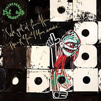 A Tribe Called Quest - We got it from Here... Thank You 4 Your service [Clean]