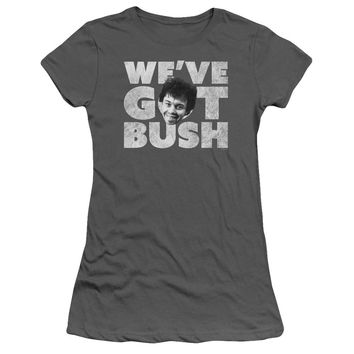 Revenge Of The Nerds - We've Got Bush Short Sleeve Junior Sheer
