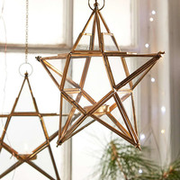 Hanging Star Terrarium - Urban Outfitters