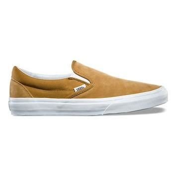 Suede Slip-On | Shop Toddler Shoes At Vans