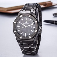 8DESS Audemars Piguet Woman Men Fashion Quartz Movement Wristwatch Watch