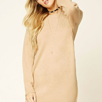 Contemporary Sweater Dress
