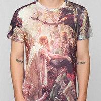 L.A.T.H.C. Blessing The Crowd Tee - Urban Outfitters