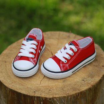 2017 Canvas Children Shoes Sport Breathable Boys Sneakers Brand Kids Shoes for Girls Jeans Denim Casual Child Flat Canvas Shoes
