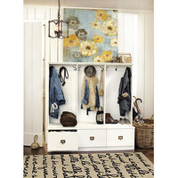 Triple Beadboard Entry Cabinet | Ballard Designs